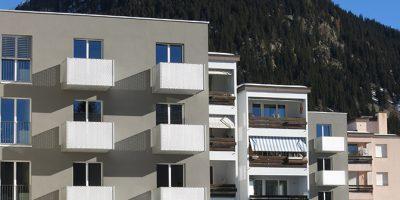 Mehrfamilienhaus Davos