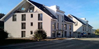 Eigentums- und Mietwohnungen